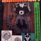 Macrame Animal Art Vol. II - FREE SHIPPING
