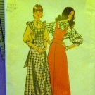 Vintage Blouse & Jumper Misses' Size 12 Pattern
