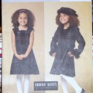 B4592 Lauren Scott Pattern Girls Dress, Jacket & Hat FREE SHIPPING