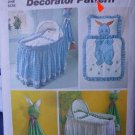 Bunny Nursery Decorator Pattern S 6134 - FREE SHIPPING