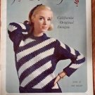 Pauline Denham Yarns California Original Designs Book 19 - Free Shipping