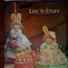 Bunny Hide-Away pattern B 6029 FREE SHIPPING