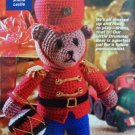 Two Christmas Theme Crochet Pattern Booklets FREE SHIPPING