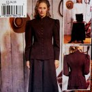Annie Oakley History Costume Pattern B 3836 - FREE SHIPPING