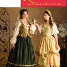 Misses Renaissance Costumes Simplicity 3809 - FREE SHIPPING