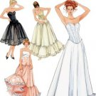 Misses Lingerie Corset Petticoat Pattern S 5006 - FREE SHIPPING