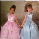 Girls Princess Costume Pattern 2 Styles B 4886 - FREE SHIPPING