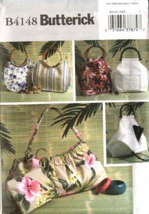 Handbags Pattern B 4148 - FREE SHIPPING
