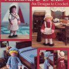 Miniature Dolls Six Designs To Crochet - Leisure Arts 2005