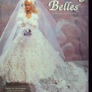 2 Crochet Bridal Gown Patterns For 18-inch Fashion Dolls