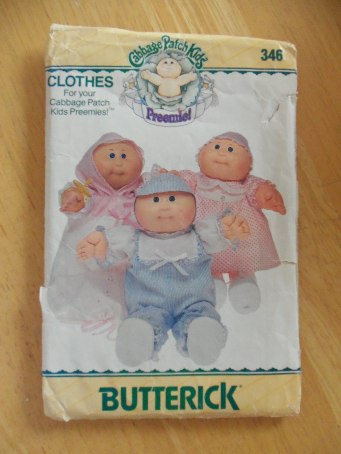 Fantástico Free Crochet Patterns For Cabbage Patch Dolls Modelo ...