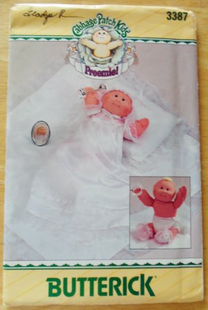 Cabbage patch kids pattern - TheFind