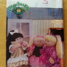 Butterick Cabbage Patch Doll Pattern #5200  FREE SHIPPING