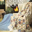 The Afghan Book Leisure Arts 63 - FREE SHIPPING