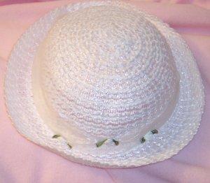 Girl's Spring-Easter Hat Size 2-3