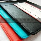 Luxury iPad 2 iPad 3 Prada Real Leather Standing Case Cover Pouch
