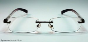 Reading Glasses Eyeglasses Magnifiers Cheaters Brown