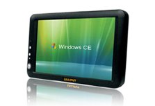 """LILLIPUT 7"""" PC745 TFT LCD WinCE 5.0  PC with touch screen"""