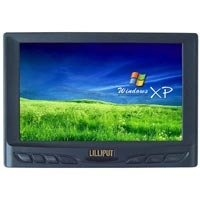 LILLIPUT  629GL-70NP/C/T TOUCHSCREEN MONITOR+FREE SHIP