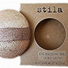 STILA Eye Shadow Trio Refill Only in Gold Glow, .09 oz