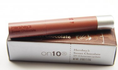 On10 Hershey Sweet Chocolate SPF 15 Lip Balm