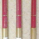 (Lot of 3) L'Oreal Paris Automatic Lipliner - Lip Precision Self-Sharpening LipLiner, Pinks/Roses