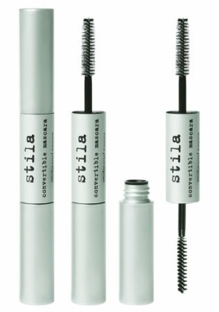 Stila Convertible Mascara, Black, 0.27 Ounce