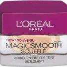 L'Oreal Paris Studio Secrets Professional Magic Smooth Souffle Makeup 522 Natural Beige