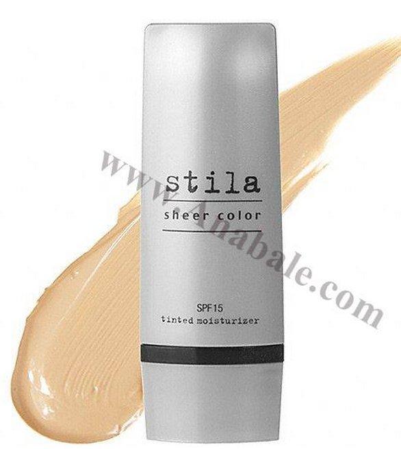 Stila Sheer Color Tinted Moisturizer SPF15 - Fair, 1 Pack