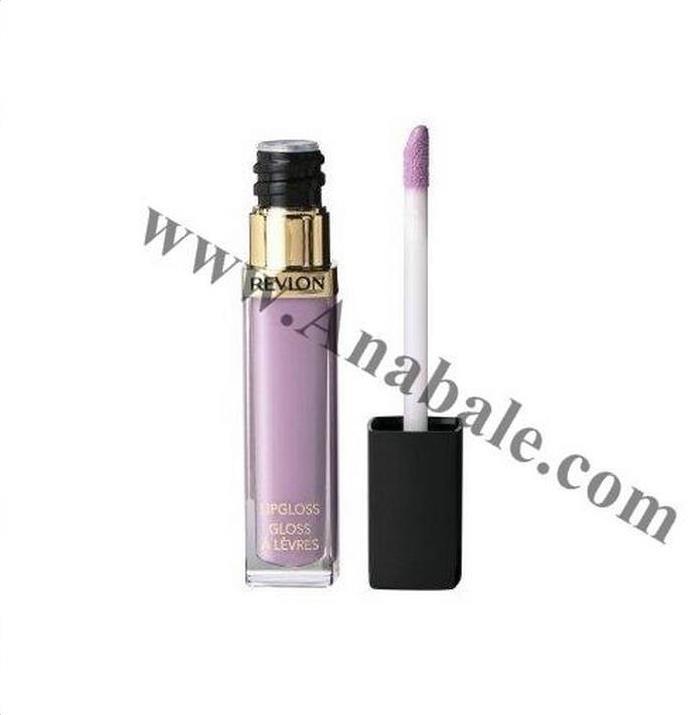 Revlon Super Lustrous Lipgloss, SPF 15, 200 Lilac Pastelle, 0.2 Ounce