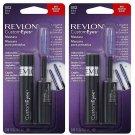 (2 Pack)  Revlon CustomEyes Mascara, Black 002