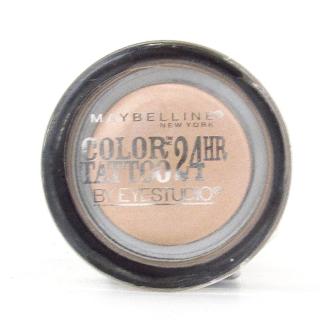 Maybelline eye studio color tattoo metal 24 hour cream gel for Maybelline color tattoo gel eyeshadow