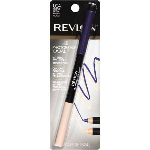 Revlon PhotoReady Kajal Intense Eye Liner & Brightener - Purple Reign 004 - 0.08 oz