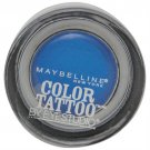 Maybelline Color Tattoo Eyeshadow Limited Edition - Blue on By 100