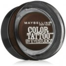 Maybelline Eye Studio Color Tattoo Eye Shadow, 400 Rich Mahogany - 0.14 oz