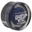 Maybelline Color Tattoo Metal 24hr Eyeshadow - Electric Blue