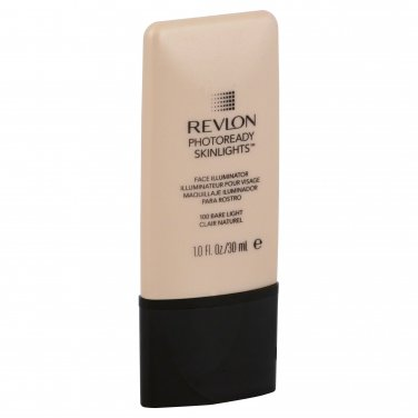 Revlon Photoready Skinlights Face Illuminator, 100 Bare Light, 1.0 fl. oz. by Revlon