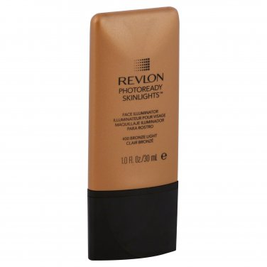 Revlon Photo Ready Skinlights Face Illuminator, Bronze Light 400, 1.0 fl. oz.