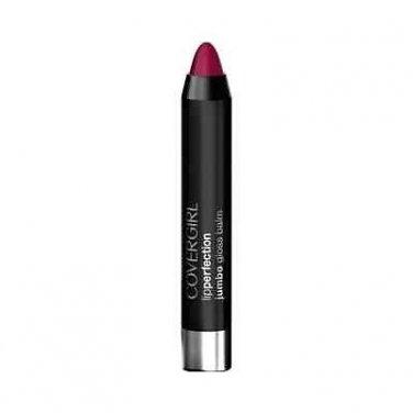 CoverGirl Lip Perfection Jumbo Gloss Balm, Jam Twist 255