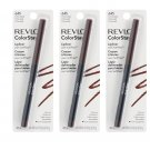 (3 Pack) Revlon Colorstay Liner, Chocolate 645