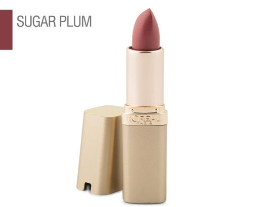 L'Oreal Colour Riche Lipstick, Sugar Plum 754 - 0.13 oz
