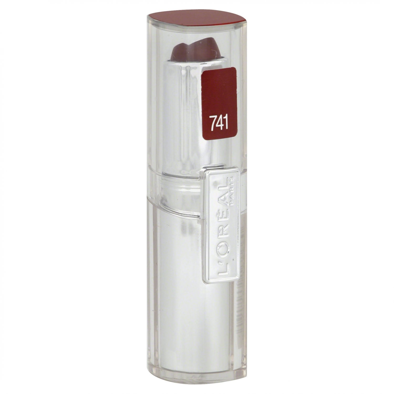 (2-Pack)  L'Oreal Infallible Le Rouge Lipcolour, Bold Bordeaux 741