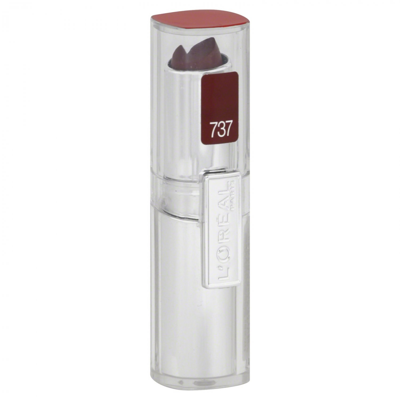 L'Oreal Infallible Lipstick, Persistent Plum 737 - 0.09 oz