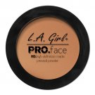 L.A. GIRL Pro Face HD High Definition Matte Pressed Powder - Toffee [GPP613]