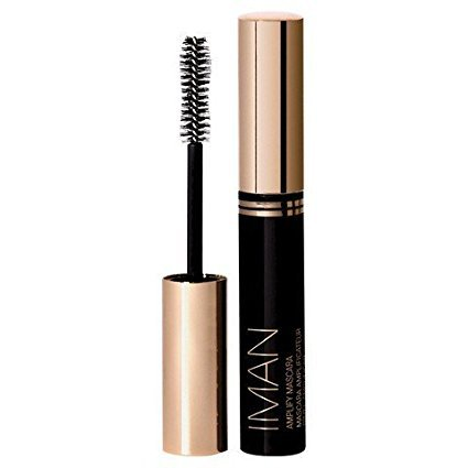 IMAN Amplify Mascara - Black Ink .24 oz