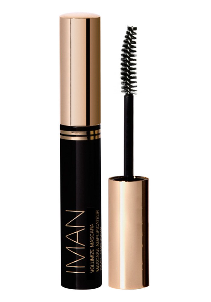 IMAN Volumize Mascara - Black Ink .24 oz