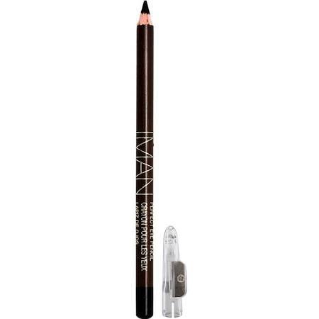 IMAN Perfect Eye Pencil, Jet Black 0.05 oz