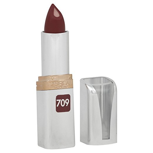 L'Oreal Colour Riche Lipstick, Wine Maven 709 - 0.13 oz (3.6 g)