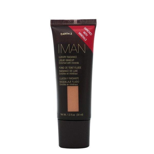 Iman Luxury Rediance Liquid Makeup Earth 2