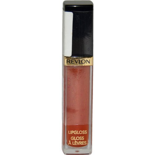 (2 Pack) - Revlon Super Lustrous Lipgloss, Firecracker 160, 0.2 fl oz (5.9 ml)